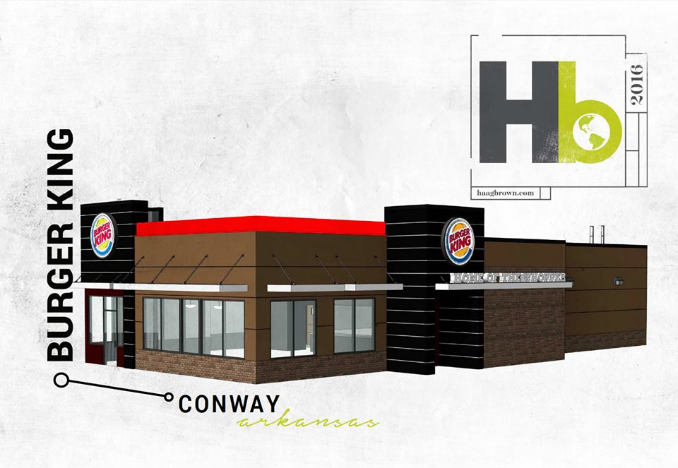 Press Release :: New Burger King in Conway, AR